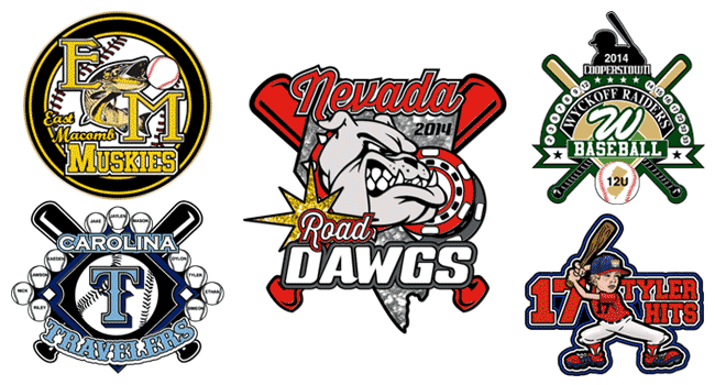 Cooperstown pin designs