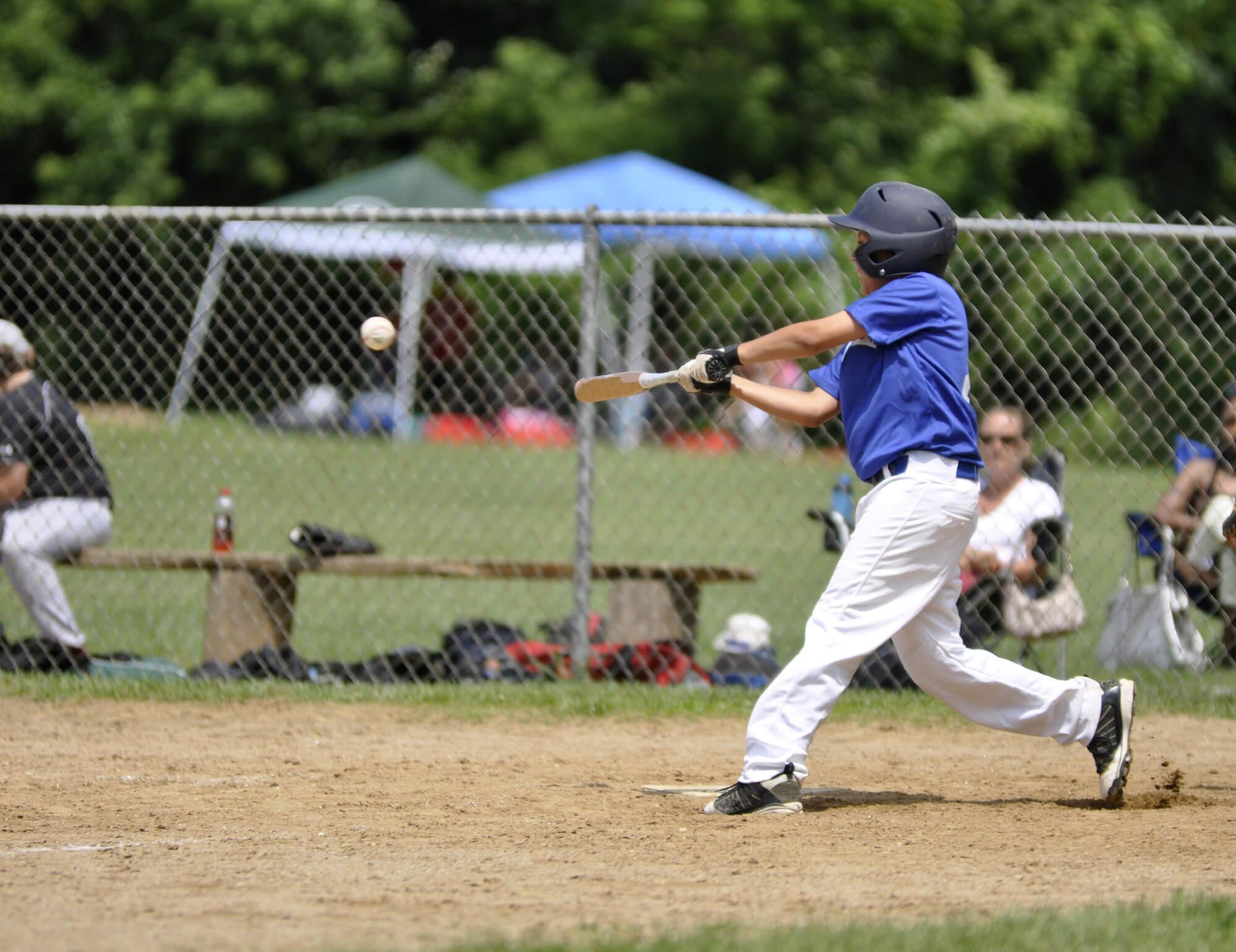 Team Spirit Baseball